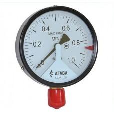 Манометры электроконтактные АДМ-100