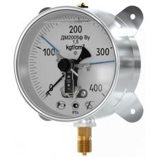 Манометры электроконтактные ДМ2005Ф-ВУ, ДА2005Ф-ВУ, ДВ2005Ф-ВУ