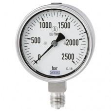 Манометры сверхвысокого давления Wika PG23HP-S.160